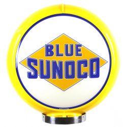 Gaspump globe Blue Sunoco