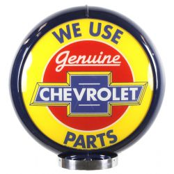 Gaspump globe Chevrolet Parts