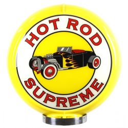 Gaspump globe Hot Rod Supreme