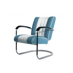Retro Lounge Chair LC-01