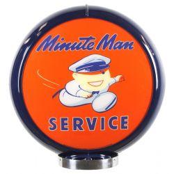 Gaspump globe Minute Man Service