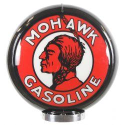 Gaspump globe Mohawk Gasoline