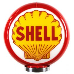 Gaspump globe Shell