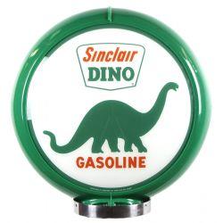 Gaspump globe Sinclair Dino