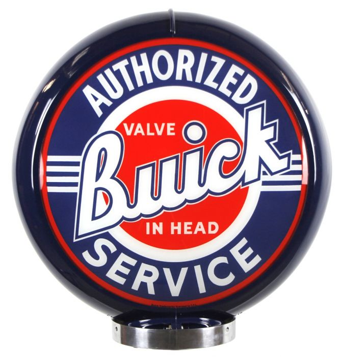 Gaspump globe Buick Authorized Service