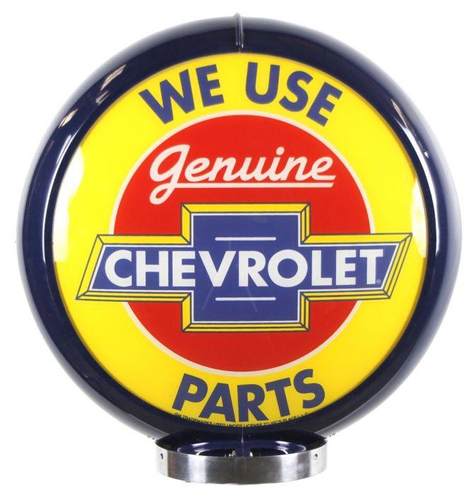 Gaspump globe Chevrolet Parts