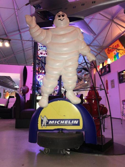 Original Michelin Man (Bibendum)