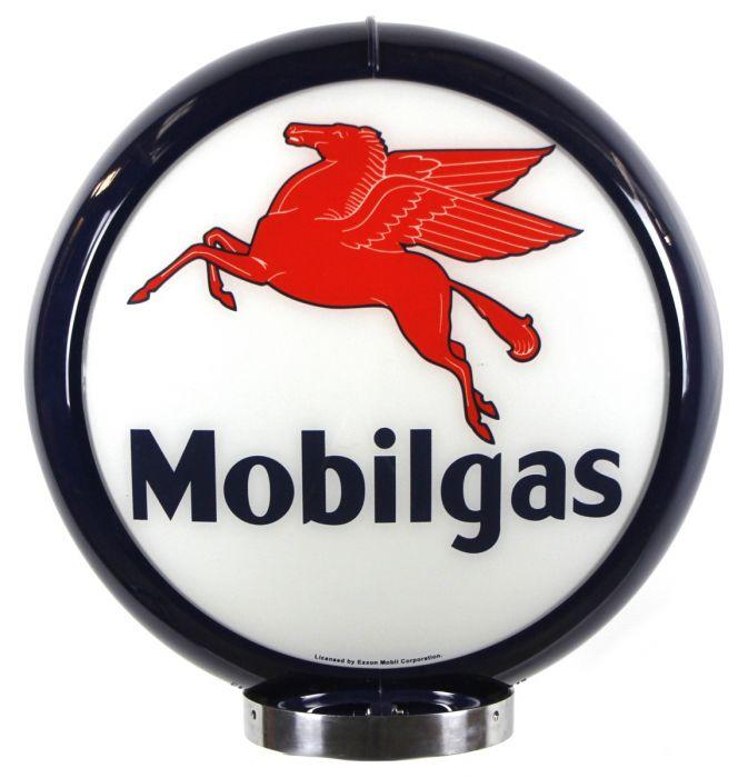 Gaspump globe Mobilgas