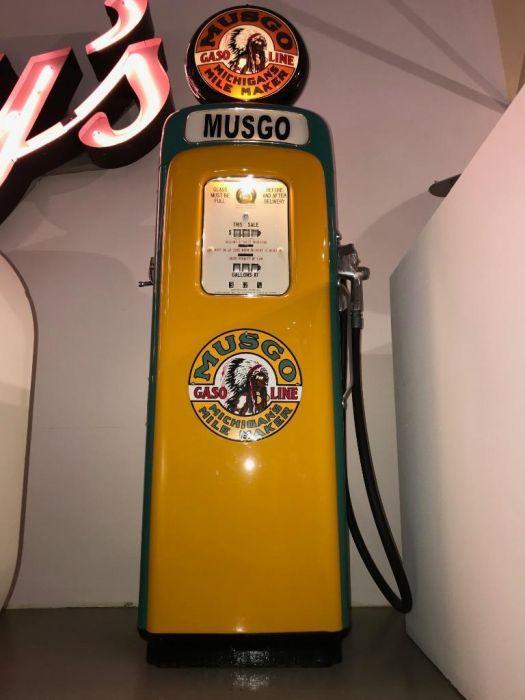 Musgo Gaspump